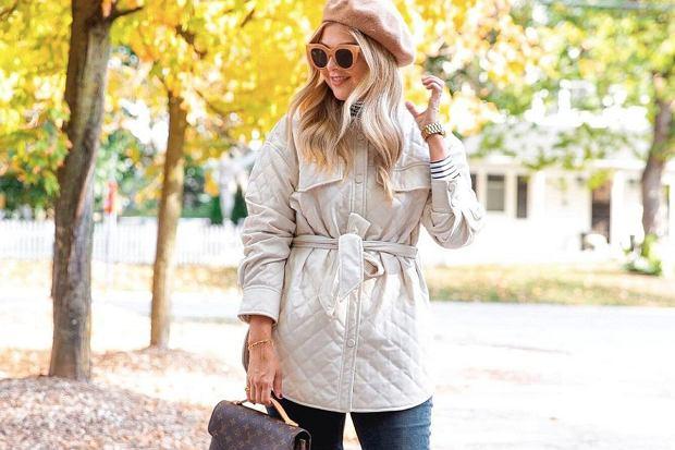 Kurtki i płaszcze plus size na jesień