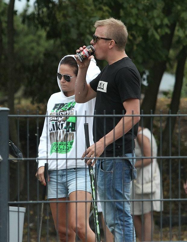 Kimi Raikkonen z nową dziewczyną (?)