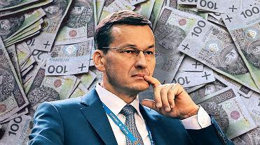 Wicepremier Mateusz Morawiecki (fot. Agencja Gazeta)