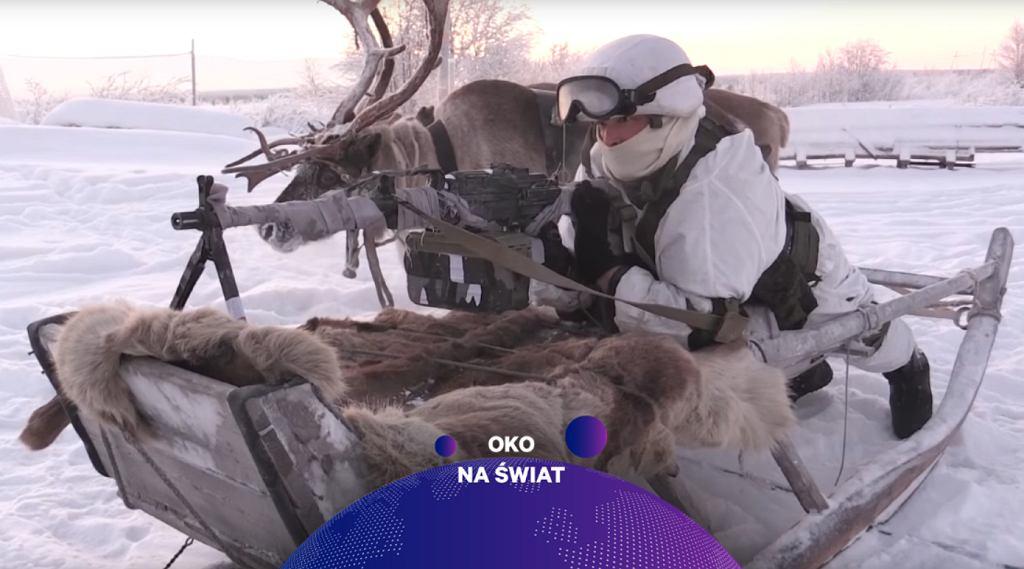 Arktyka na celowniku mocarstw. Oko na świat odc. 3.