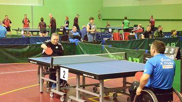 Mistrzostwa Polski niepełnosprawnych tenisistów stołowych