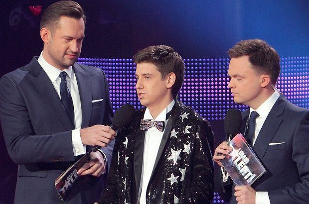 Finalista 'Mam Talent' Tomek Kabis