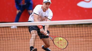 Kamil Majchrzak w zwycięskim półfinale turnieju Pekao Szczecin Open