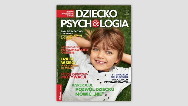 """Nowe wydanie specjalne """"Dziecko&Psychologia"""""""