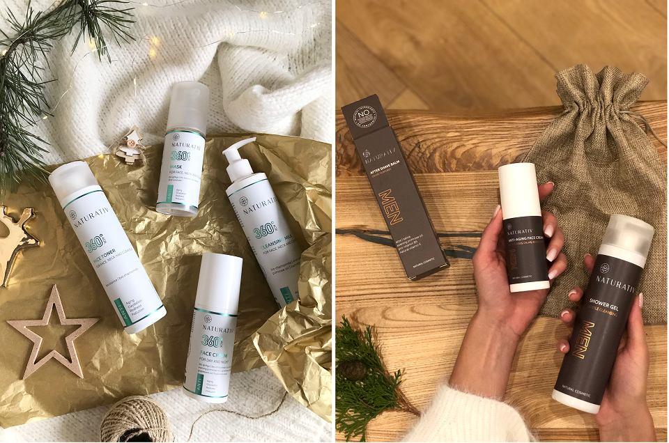 Naturalne kosmetyki na prezent