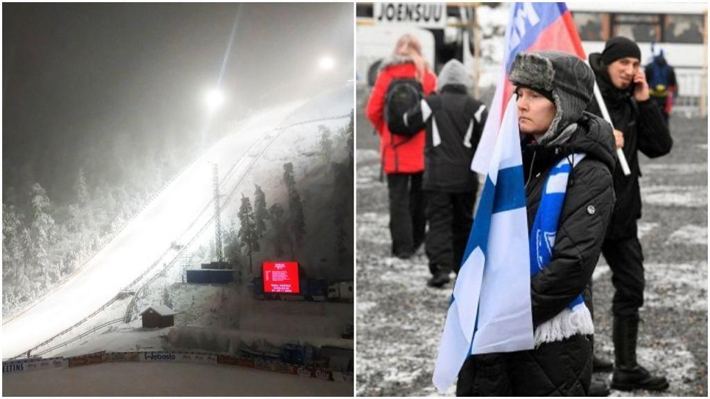 Rozpoczęcie sezonu sportów zimowych w Finlandii, gdzie jest 40 razy mniej zakażeń koronawirusem niż w Polsce, przebiega bardziej restrykcyjnie niż w naszym kraju