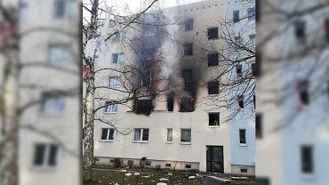 Wybuch w Blankenburgu