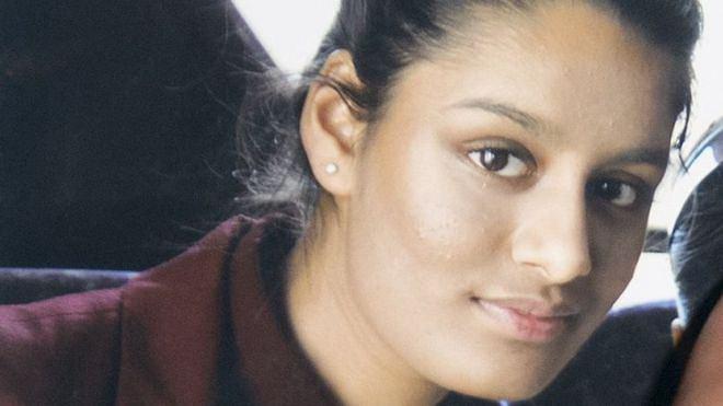 Shamima Begum przed ucieczką z domu i wyjazdem do Syrii