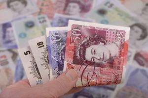 Kurs funta ostro w górę. Czy brytyjska waluta cieszy się z brexitu?