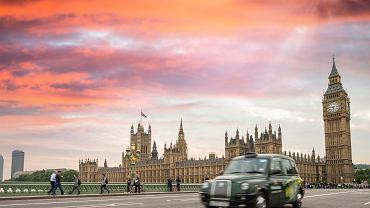 Taksówki w Londynie