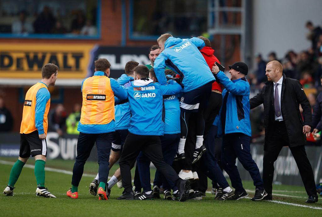 Lincoln City pokonało Burnley w Pucharze Anglii
