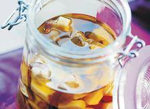 Bakłażany w oliwie - ugotuj