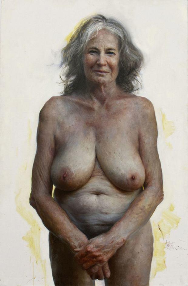 Realistyczne obrazy, wykonane przez amerykańską artystkę