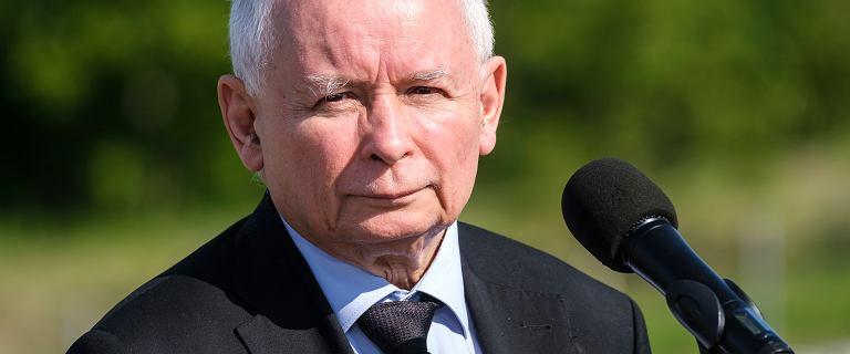 """Kaczyński chce uderzyć w sądy. """"Izba Dyscyplinarna się nie sprawdziła"""""""