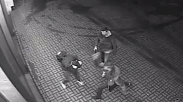 Bójka w centrum Warszawy