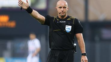Szymon Marciniak wyznaczony przez UEFA. Poprowadzi mecz Ligi Mistrzów na słynnym stadionie
