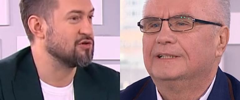 Janusz Dzięcioł ostro o nowym głosie Wielkiego Brata. Komentarz Prokopa jeszcze dziwniejszy