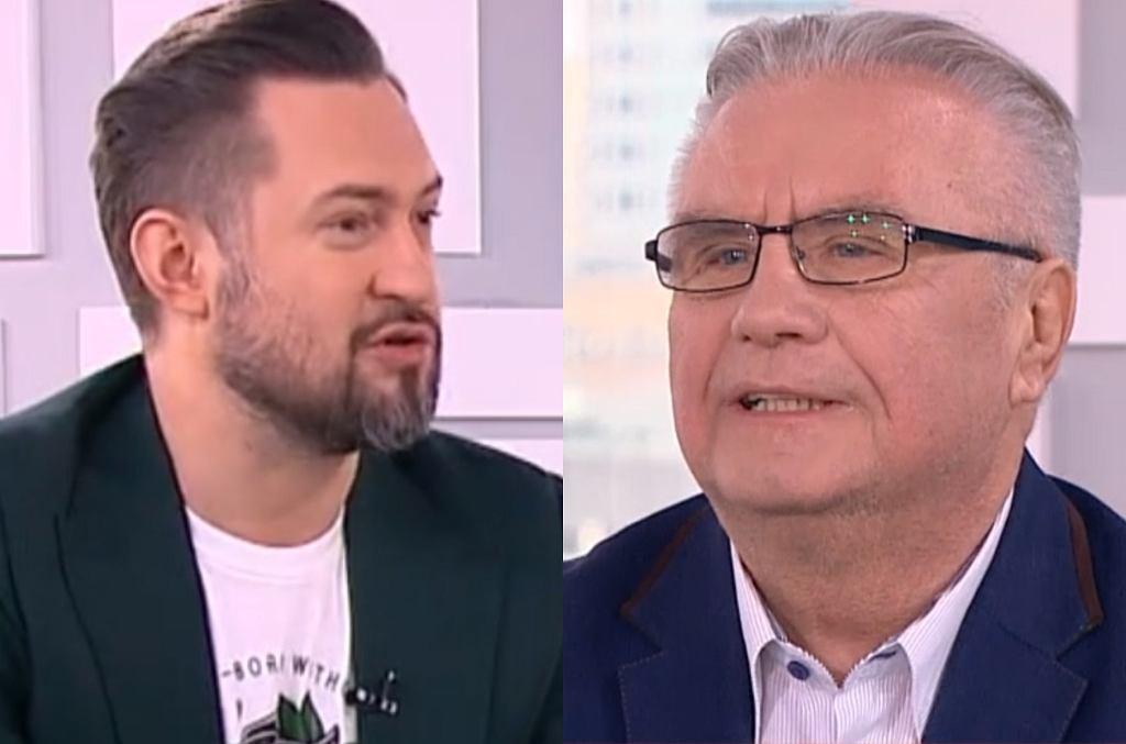 Marcin Prokop / Janusz Dzięcioł