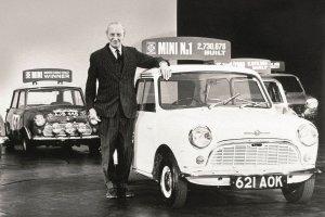 Mini: historia brytyjskiej legendy