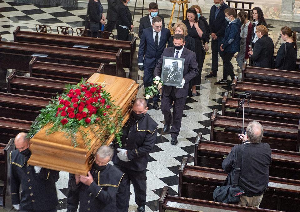 Pogrzeb w czasie pandemii