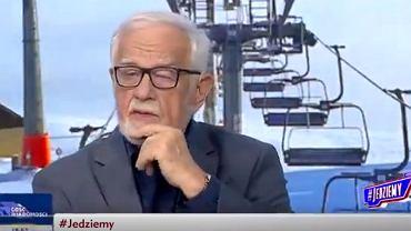 Jan Pietrzak w programie Michała Rachonia
