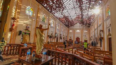 Na Sri Lance doszło w niedzielę do ośmiu eksplozji. Lista ofiar zamachów terrorystycznych rośnie.