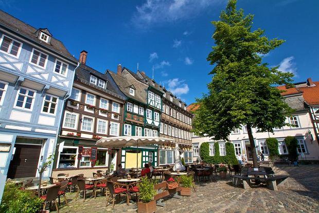 Niemcy Goslar / shutterstock