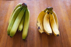 Niedojrzałe i dojrzałe banany mają różne właściwości zdrowotne. Które powinieneś jeść?