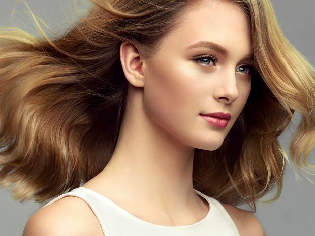 Modne fryzury półdługie