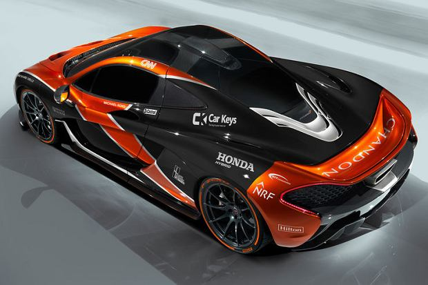 McLaren | McLaren P1