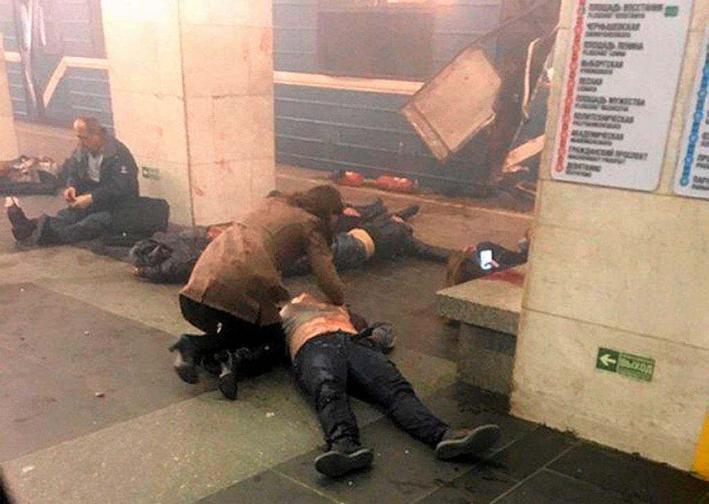 Ranni w Petersburgu
