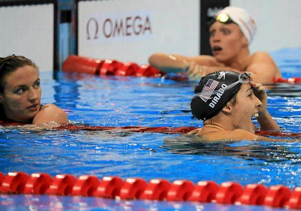 Igrzyska w Rio. Hosszu i Phelps pokonani! Kosmiczny rekord świata Ledecky