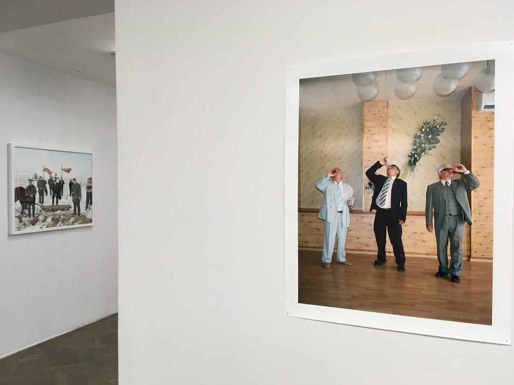 Wystawa w Galerii Arsenał