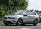 Przedłużony Volkswagen Tiguan bez kamuflażu!