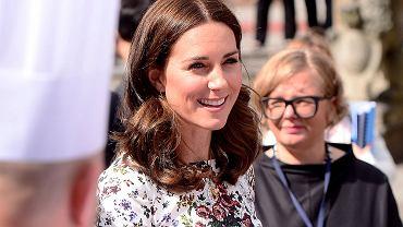Nowa fryzura Kate Middleton