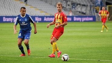 Michał Przybyła również zmaga się z problemami zdrowotnymi przed meczem z Cracovią