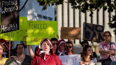 USA, Alamaba. Nowe prawo ws. aborcji budzi sprzeciw