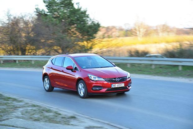 Opel Astra 1.2 Turbo