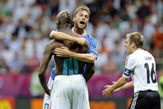 Niemcy - Włochy 2:1