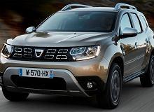 SUV-y w Polsce na 13-procentowym plusie. Lider? Dacia Duster z ogromną przewagą