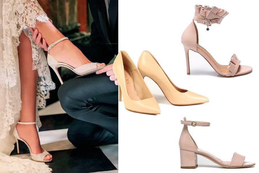 buty ślubne Badura