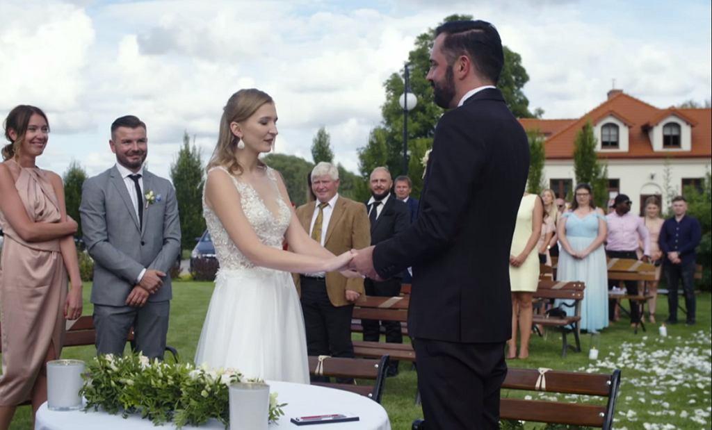 Iga i Karol ze 'Ślubu od pierwszego wejrzenia'