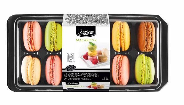 Lidl Deluxe Macarons