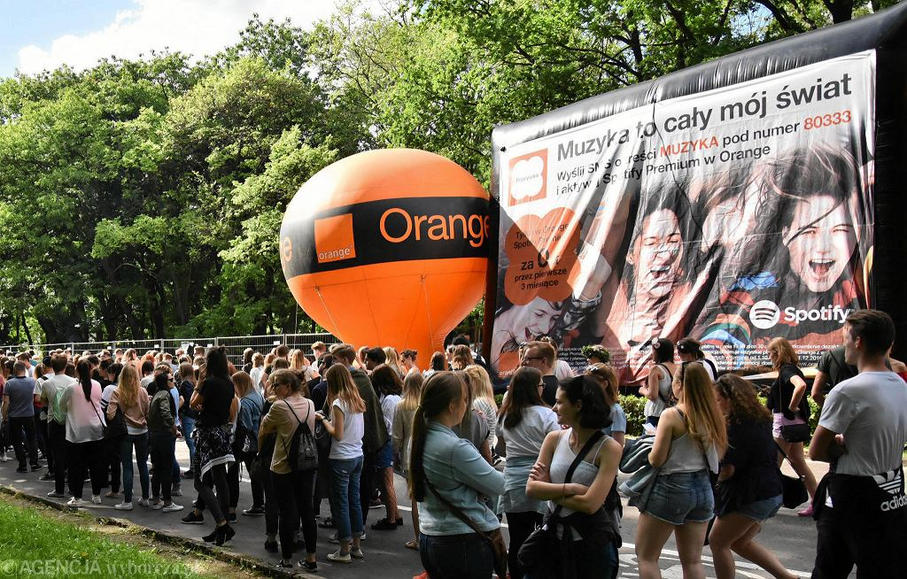 2 czerwca 2017, Orange Warsaw Festival w Warszawie / Fot. Franciszek Mazur / Agencja Gazeta