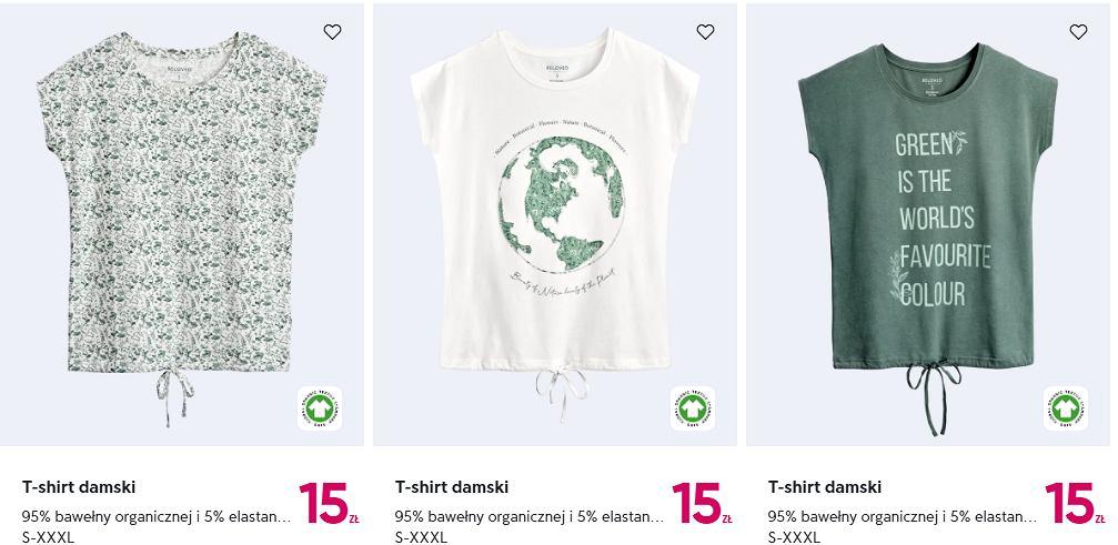 bluzki z Pepco w atrakcyjnych cenach
