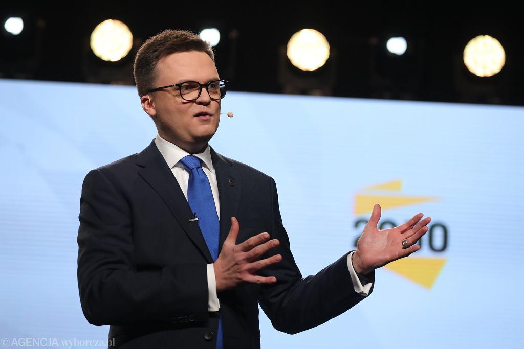 Polska 2050 Szymona Hołowni zarejestrowana