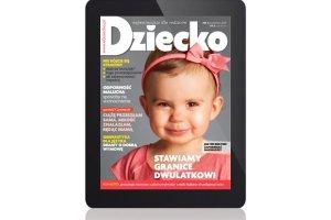 """Cyfrowe wersje magazynu """"Dziecko?"""