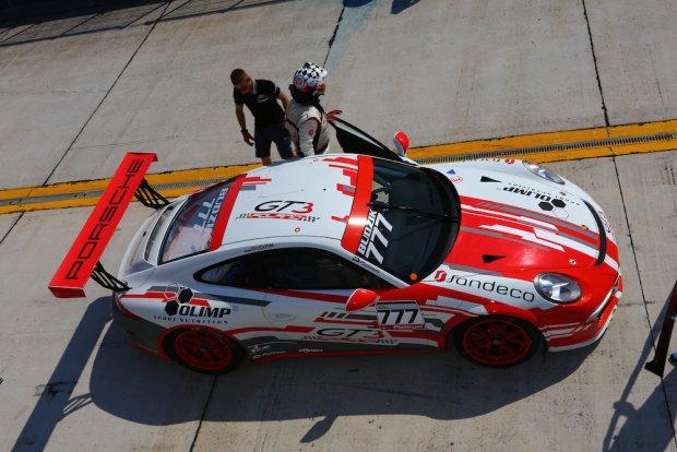 Porsche Platinum GT3 CCCE