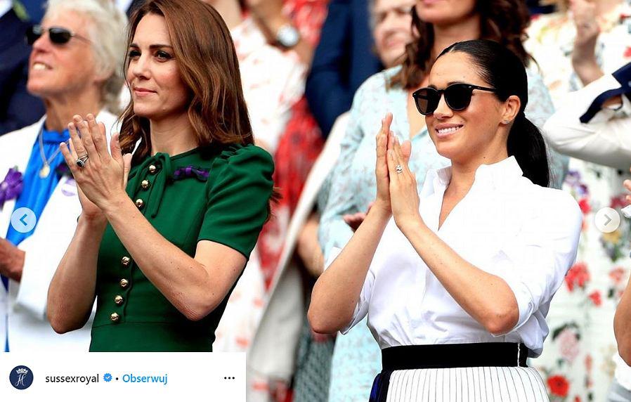 Meghan Markle i księżna Kate - od czego zaczął się ich konflikt?