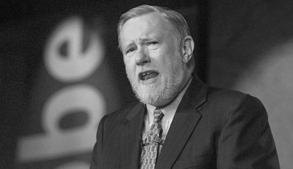 Nie żyje Charles Geschke - współzałożyciel Adobe Inc